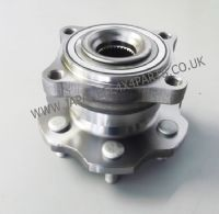 Nissan Pathfinder R51M 2.5DCi (01/2005+) - Rear Wheel / Hub Bearing Assembly